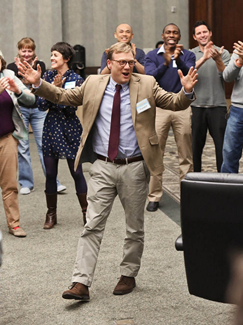 Review - Season 1 - Andy Daly