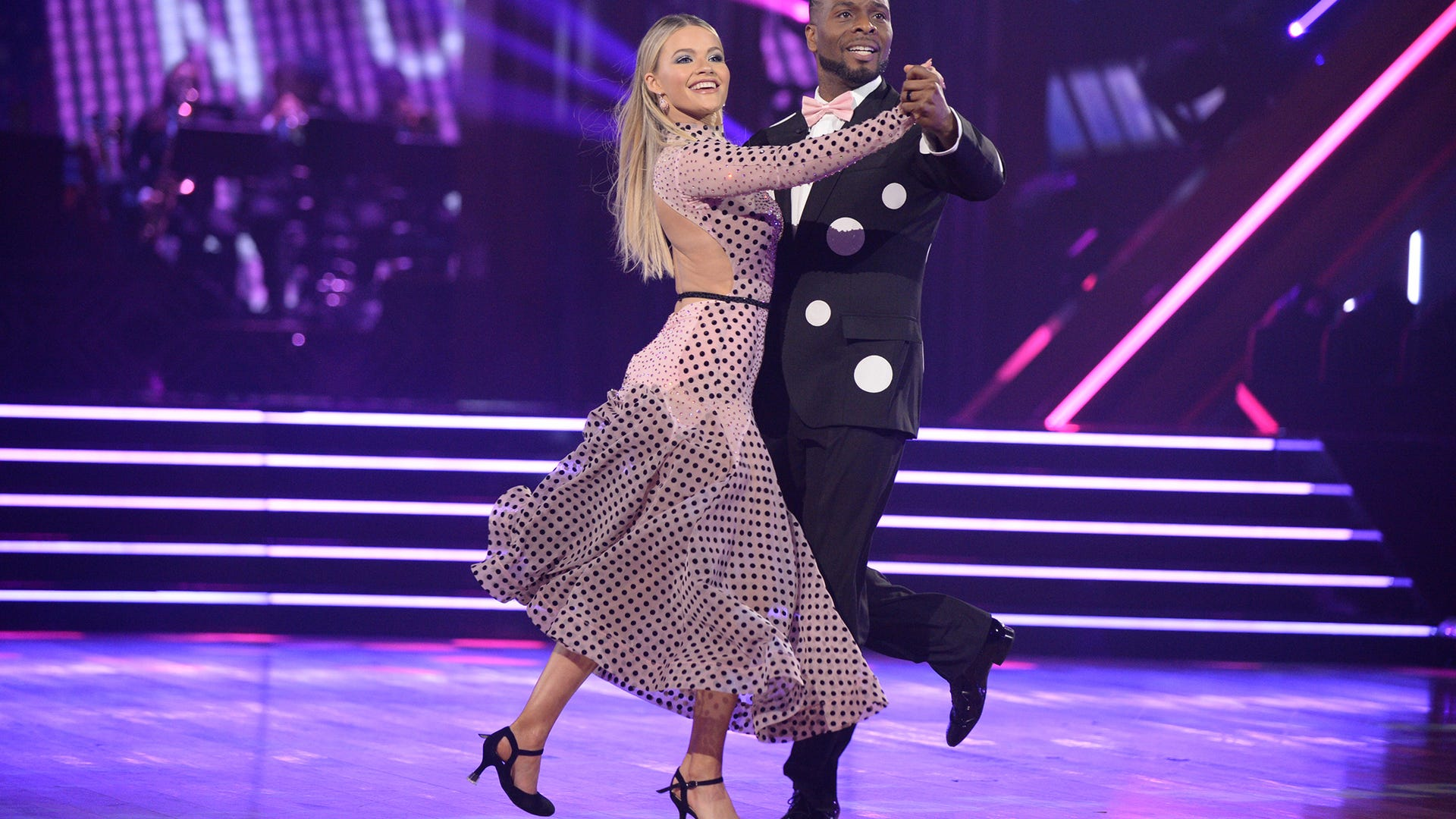 Witney Carson and Kel Mitchell, Dancing With the Stars