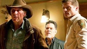 A&E Renews Longmire for Season 2