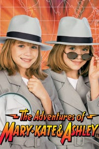 The Adventures of Mary-Kate and Ashley as Mary-Kate