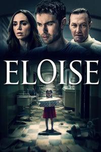 Eloise as Dr. H.H. Greiss