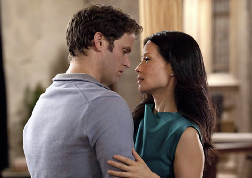 Marry Me - Steven Pasquale and Lucy Liu