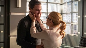Arrow's Series Finale Reunited Oliver and Felicity in Heaven