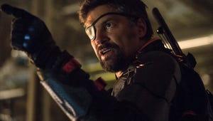 Arrow: Meet Slade Wilson's Son, Joe