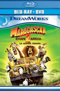 Madagascar: Escape 2 Africa as Gloria