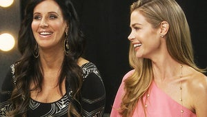 Denise Richards Visits the Millionaire Matchmaker to Find Love — For Her Dad