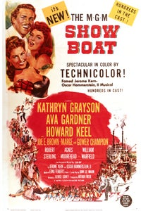 Show Boat as Showboat Cast Girl