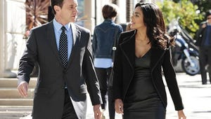 Exclusive White Collar Sneak Peek: Diana's Back! Will Rebecca Lead Her on the Right Track?