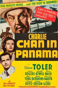 Charlie Chan in Panama as Dr. Rudolph Grosser