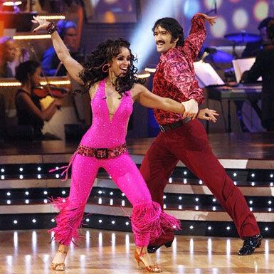 Dancing With The Stars - Season 9 - Mya and Dmitry Chaplin