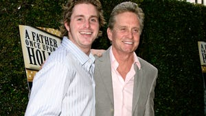 """Lawyer """"In Love"""" with Michael Douglas' Son Romanticizes Smuggling Him Drugs in Prison"""