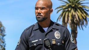 CBS Picks Up Shemar Moore's S.W.A.T.