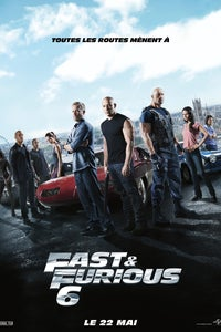 Fast and Furious 6 as Ivory