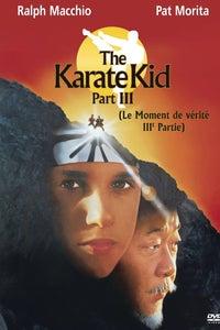 The Karate Kid Part III as John Kreese