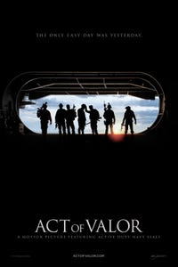 Act of Valor as Walter Ross