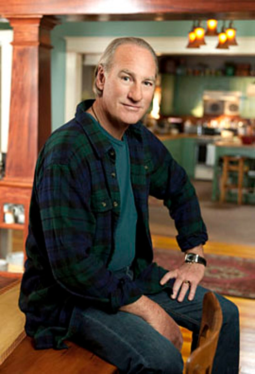 Parenthood- Season 1 - Craig T. Nelson as Zeek Braverman