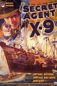 Secret Agent X-9 as Maroni