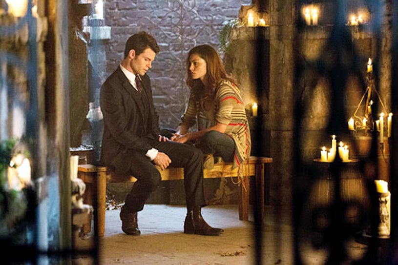 """The Originals - Season 1 - """"Always and Forever"""" - Daniel Gillies and Phoebe Tonkin"""
