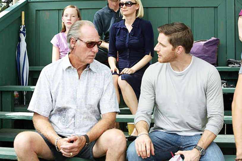 "Parenthood - Season 4 - ""There's Something I Need to Tell You"" - Craig T. Nelson and Sam Jaeger"
