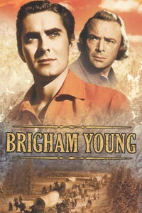Brigham Young as Joseph Smith