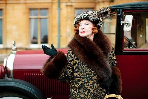 Downton Abbey - Season 3 - Shirley MacLaine