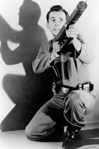 Jack Kelly as Officer-in-Charge