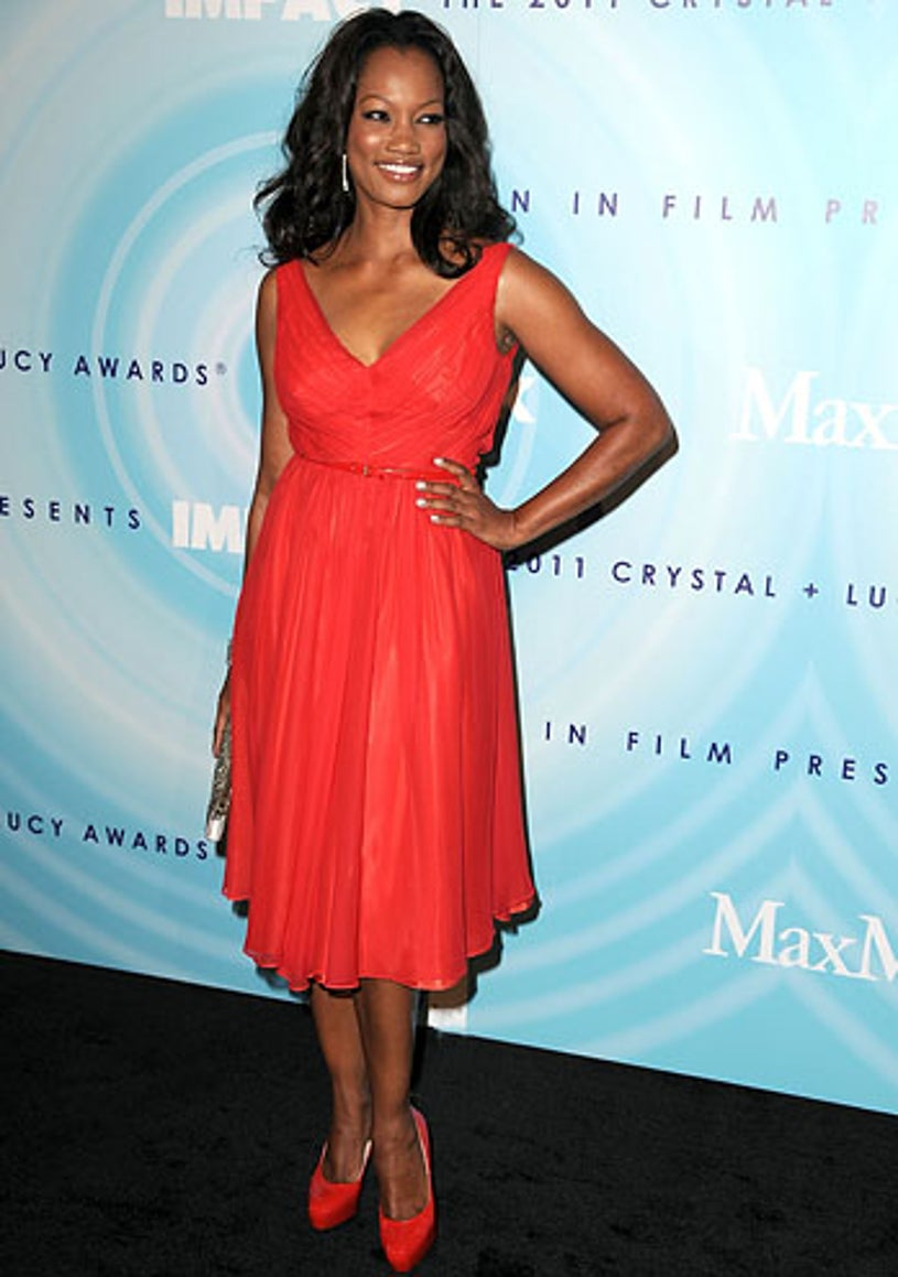 Garcelle Beauvais - The 2011 Crystal + Lucy Awards in Beverly Hills, June 16, 2011
