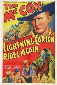 Lightnin' Carson Rides Again as Gunfight Henchman