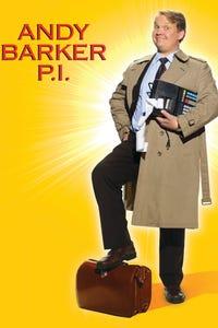 Andy Barker, P.I. as Clerk