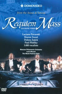 Luciano Pavarotti/Moscow Philharmonic Orchestra: Requiem Mass