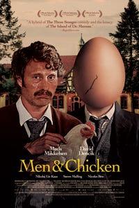 Men & Chicken as Elias