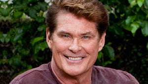 VIDEO: Why The Hoff Loves to Poke Fun of Himself