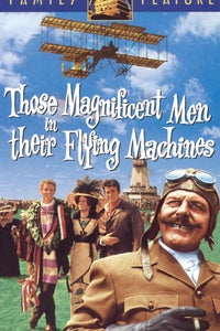 Those Magnificent Men in Their Flying Machines as Trawler Skipper