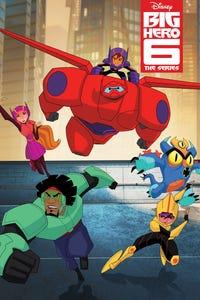 Big Hero 6: The Series as GoGo Tomago