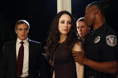 "Revenge - Season 1 - ""Scandal"" - Henry Czerny, Madeleine Stowe"