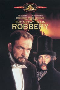 The Great Train Robbery as Inspector Sharp