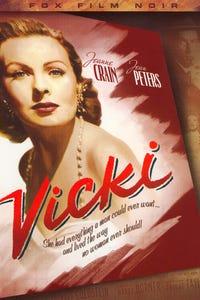 Vicki as McDonald