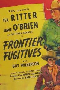 Frontier Fugitives as Fake Allen Fain