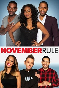 November Rule as Stacey