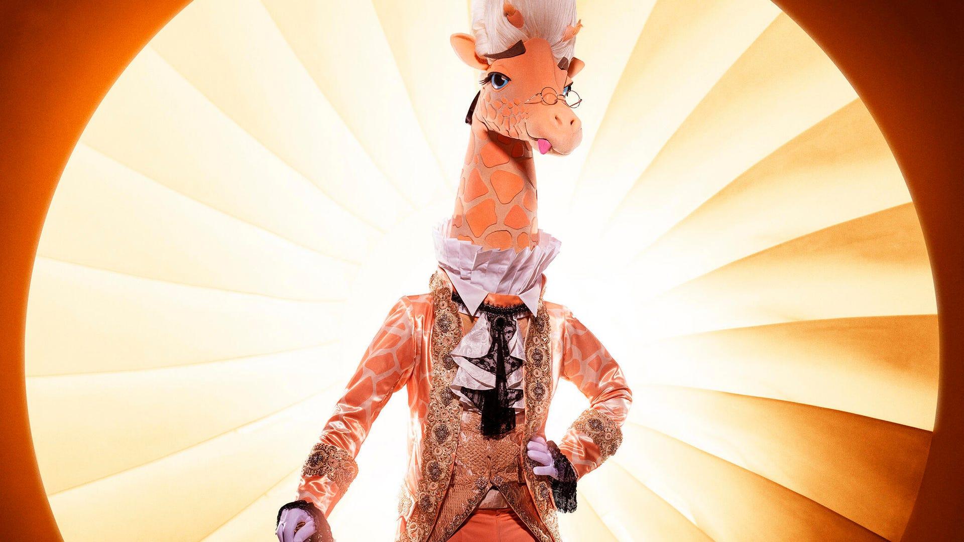 Giraffe, The Masked Singer