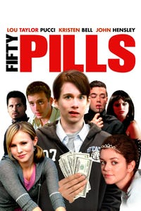Fifty Pills as Lindsay