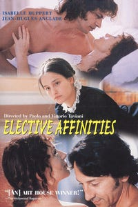 Elective Affinities as Charlotte