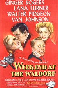 Weekend at the Waldorf as Mr. Jessup