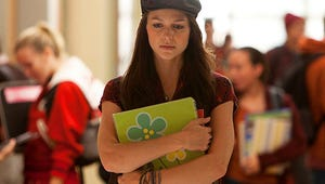 "Glee's Melissa Benoist: ""Something Drastic Needed to Happen"" to Wake Marley Up"