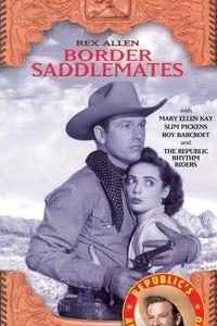 Border Saddlemates as Mel Richards