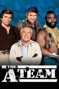The A-Team as McKeever