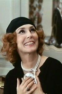 Valentina Cortesa as Luana