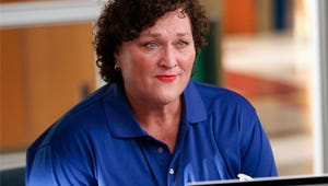 """Glee's Dot Marie Jones Opens Up About Transgender Story Line: """"It's a Long Time Coming"""""""