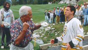 VIDEO: The Price Is Wrong (Again)! Watch Adam Sandler and Bob Barker's Brutal Happy Gilmore Rematch