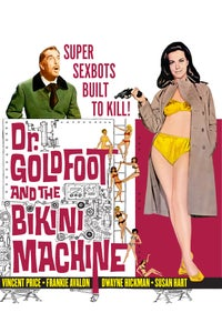 Dr. Goldfoot and the Bikini Machine as Man Chained to a Motorcycle